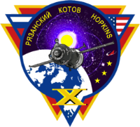 Soyuz TMA-10M Mission Insignia Decal